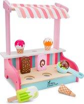 New Classic Toys Speelgoedwinkeltje IJskraam