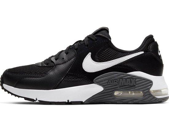 Nike Air Max Excee Dames Sneakers - Black/White-Dark Grey - Maat 38.5 18vfFNBt