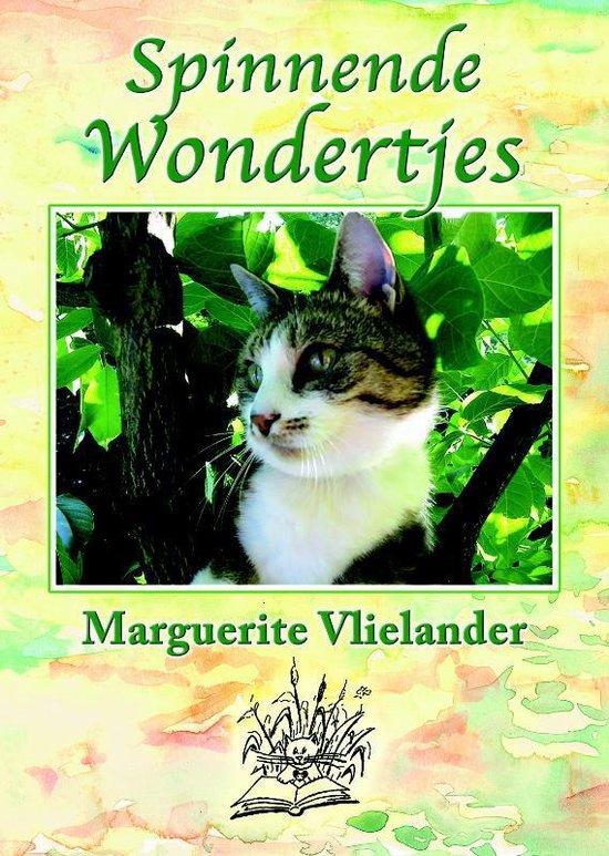 Spinnende Wondertjes Poezenboek - Marguerite Vlielander  