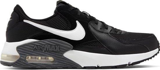 Nike Air Max Excee Heren Sneakers - Black/White-Dark Grey - Maat 42