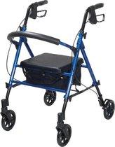 Rollator Drive Blauw - R8BL59 - Lichtgewicht