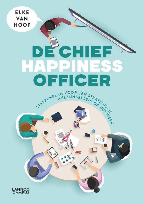 De Chief Happiness Officer - Elke van Hoof |