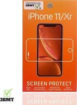 3BMT - Screenprotector iPhone 11 / iPhone Xr - beschermt tegen krassen en stof