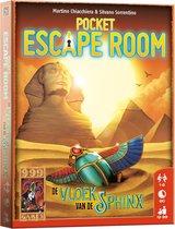 Pocket Escape Room: De Vloek van de Sphinx Breinbreker