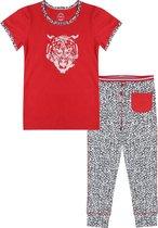 Claesen's pyjama meisjes Black Panther 104-110