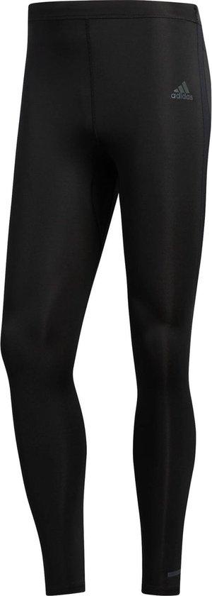 adidas Sportbroek - Maat L  - Mannen - zwart