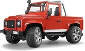 Bruder Land Rover Defender Pick Up Truck