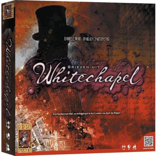 Brieven uit Whitechapel - Bordspel