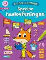 7-8 jaar 2de leerjaar groep 4 speelse taaloefeningen