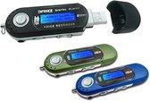 Difrnce MP3 Speler op Batterijen 4GB +/- 1000 lied