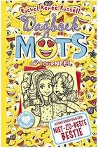 Boekomslag van 'Dagboek van een muts 14 - Op tourNEE!'