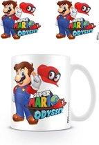 Nintendo Super Mario Odyssey Mario With Cappy Mok