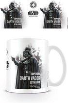 STAR WARS ROGUE ONE - Mug - 300 ml - Darth Vader Profile