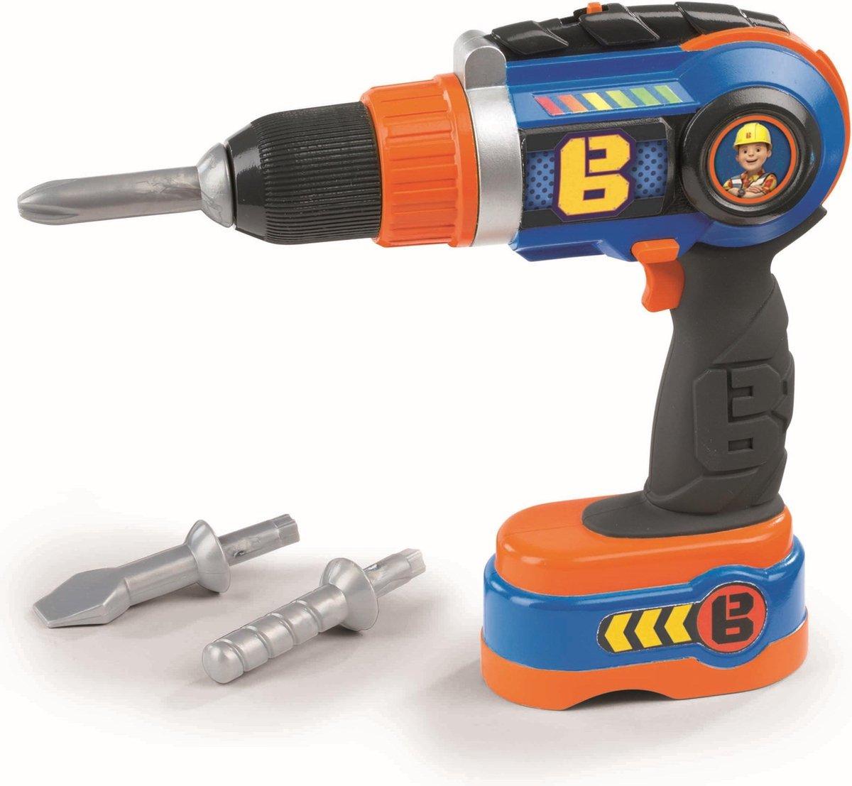 Bob de Bouwer - Elektronische boormachine