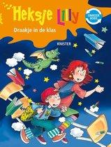 Heksje Lilly  -   Heksje Lilly omkeerboek Rare ridder/Draakje in de klas