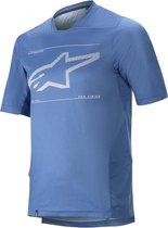 Alpinestars Drop 6.0 Fietsshirt Heren - Blauw - Maat XL