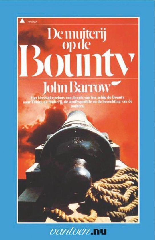 Vantoen.nu - Muiterij op de Bounty - John Barrow |