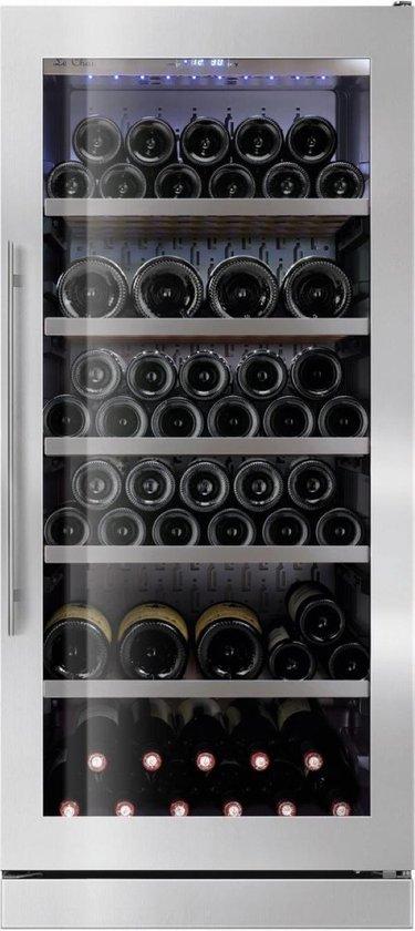 Koelkast: Le Chai LM1220 - Wijnkoelkast - 122 flessen, van het merk Le Chai