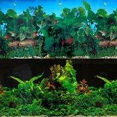 Superfish Poster - Aquarium Deco achterwand 3 - Afmeting: 120 x 49 cm