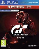 Afbeelding van Gran Turismo GT Sport - PS4 Hits