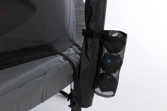 BERG Champion Levels Trampoline à 430 cm met Veiligheidsnet Deluxe