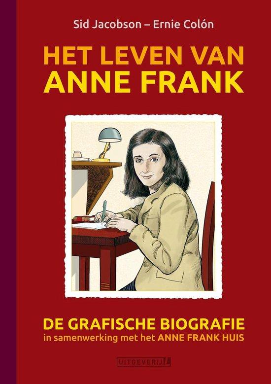 Het leven van Anne Frank - Sid Jacobson | Fthsonline.com