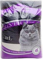 PetMazing Natuurlijke Kattenbakvulling - 1 x 15 L