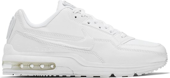 Nike Air Max LTD 3 Heren Sneakers - White/White-White - Maat 47.5