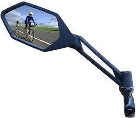 VWP Fietsspiegel E-bike links zwart