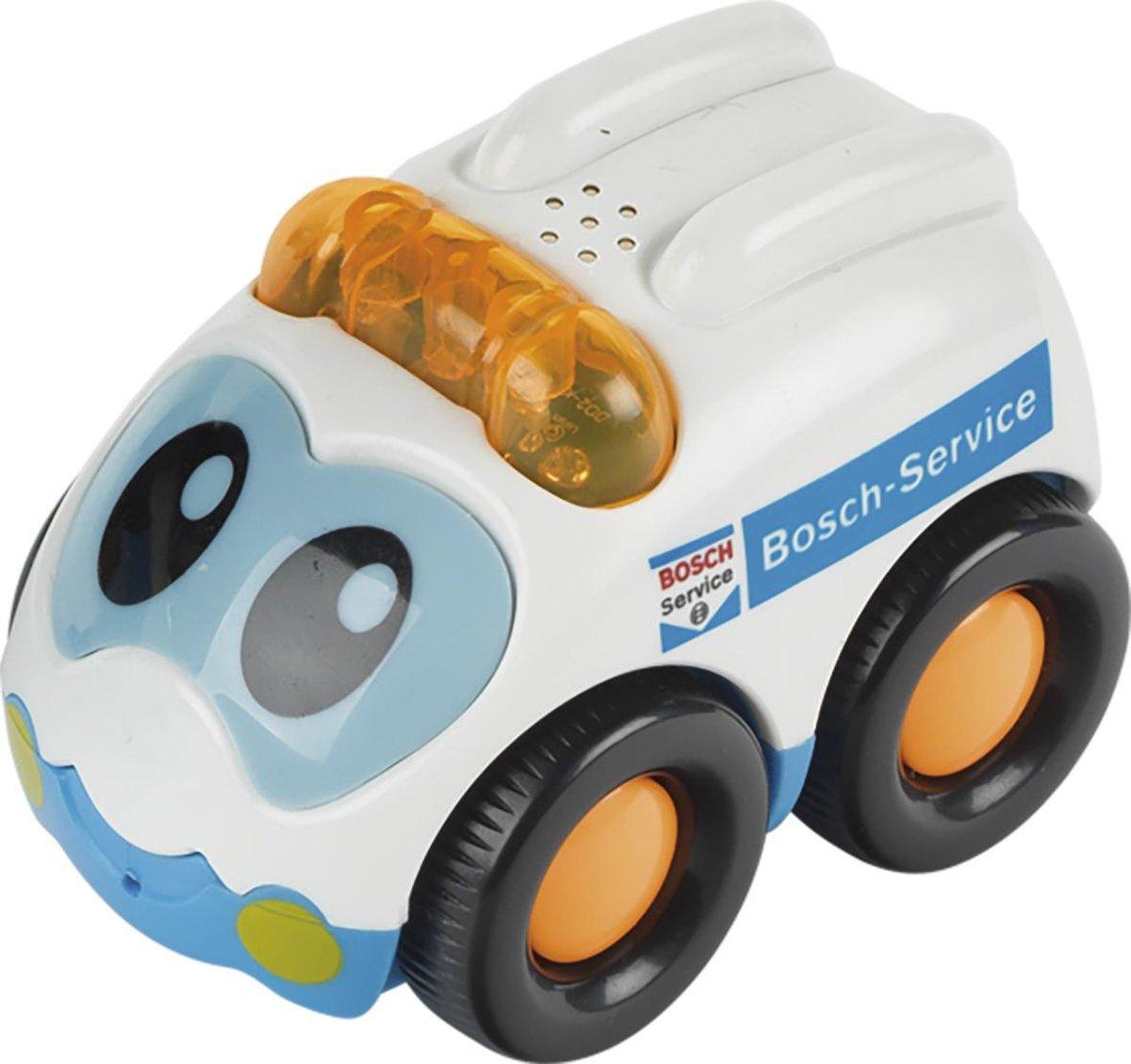 Bol Com Bosch Speelgoed Auto Met Geluid