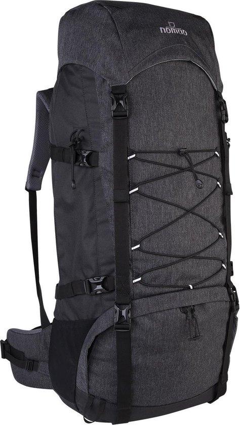 NOMAD Karoo Backpack - Rugzak - 70 Liter - Zwart