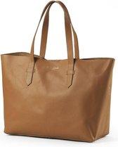 Elodie Details luiertas leder - Chestnut Leather