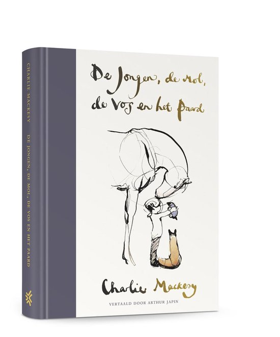 De jongen, de mol, de vos en het paard - Charlie Mackesy