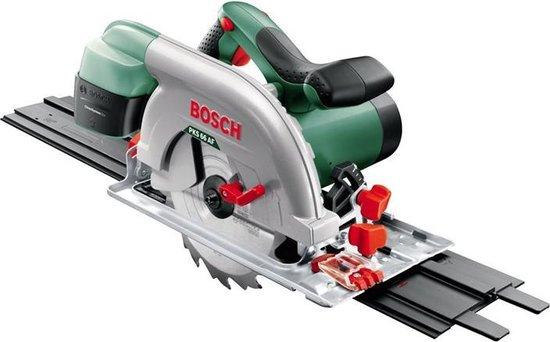 Bosch PKS 66 AF - Cirkelzaag met Guide Rail System