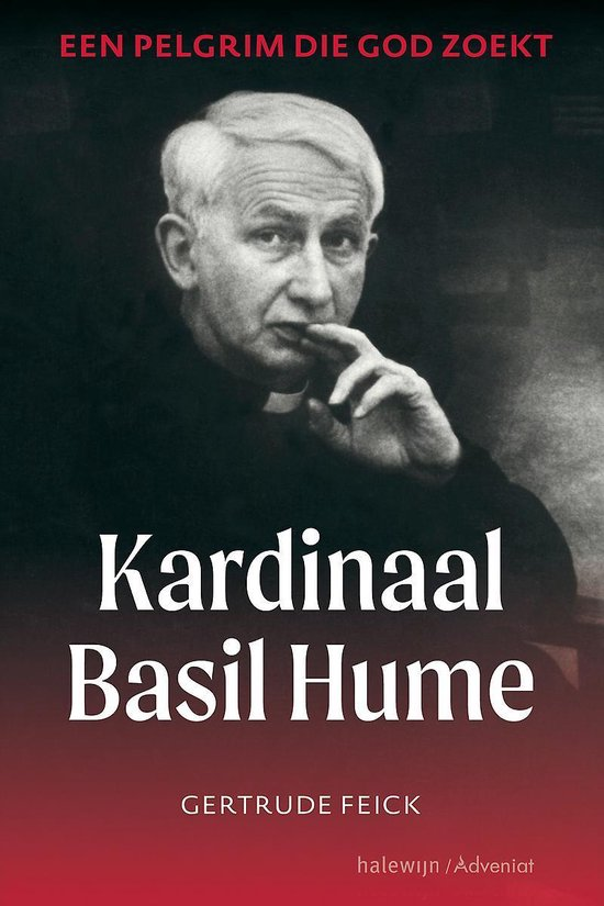 Kardinaal Basil Hume - Gertrude Feick   Fthsonline.com