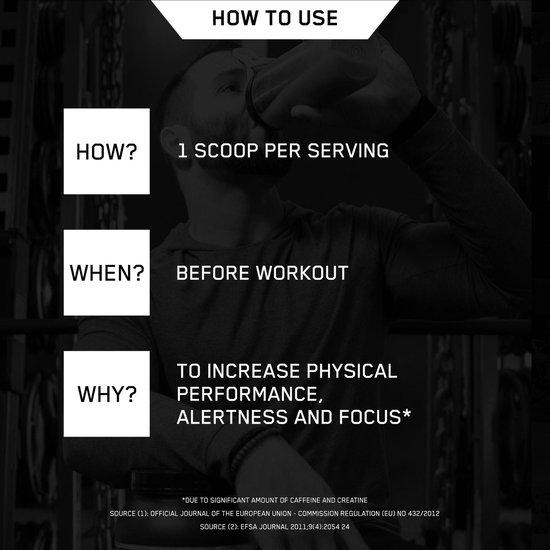 Optimum Nutrition - Gold standard pre workout - Watermeloen 30 servings