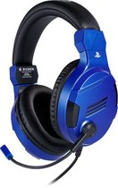 Official Licensed Playstation Stereo Gaming Headset V3 - PS4 & PS5 - Blauw