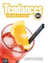 Tendances B2 livre de l'élève + DVD-ROM