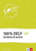 100% DELF scolaire et junior A1 livre de l'élève + MP3