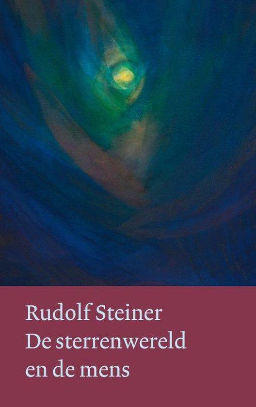 Boek cover De sterrenwereld en de mens van Rudolf Steiner (Paperback)