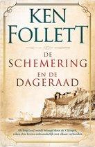 Boek cover De schemering en de dageraad van Ken Follett (Onbekend)