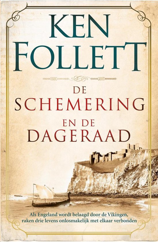 Boek cover Kingsbridge 4 - De schemering en de dageraad van Ken Follett (Onbekend)