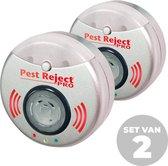 Elektronisch Afweermiddel - Pest Reject Pro 1+1