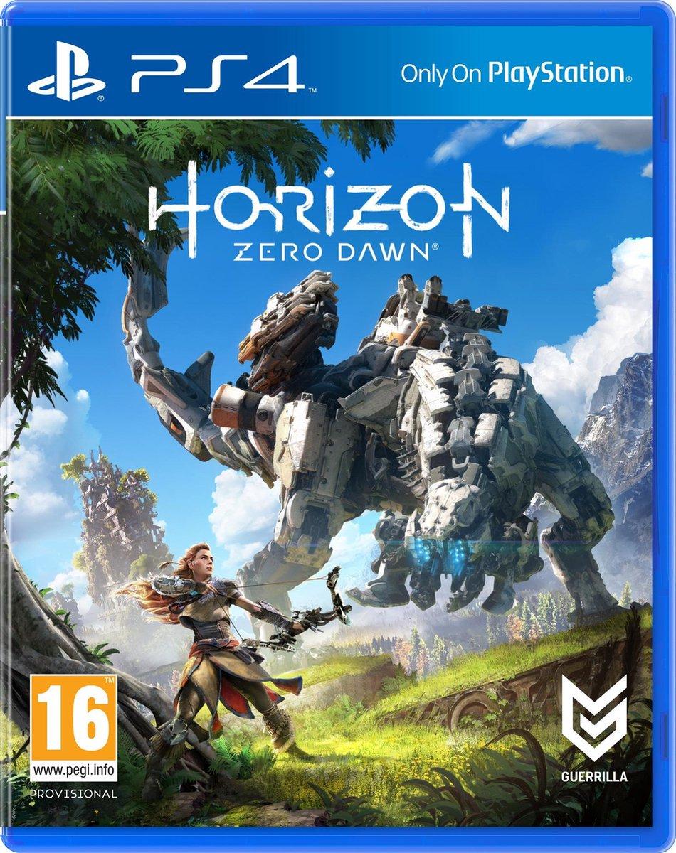 Horizon: Zero Dawn - PS4 - Sony