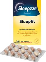 Sleepzz Slaapfit Voedingssupplement - 30 tabletten