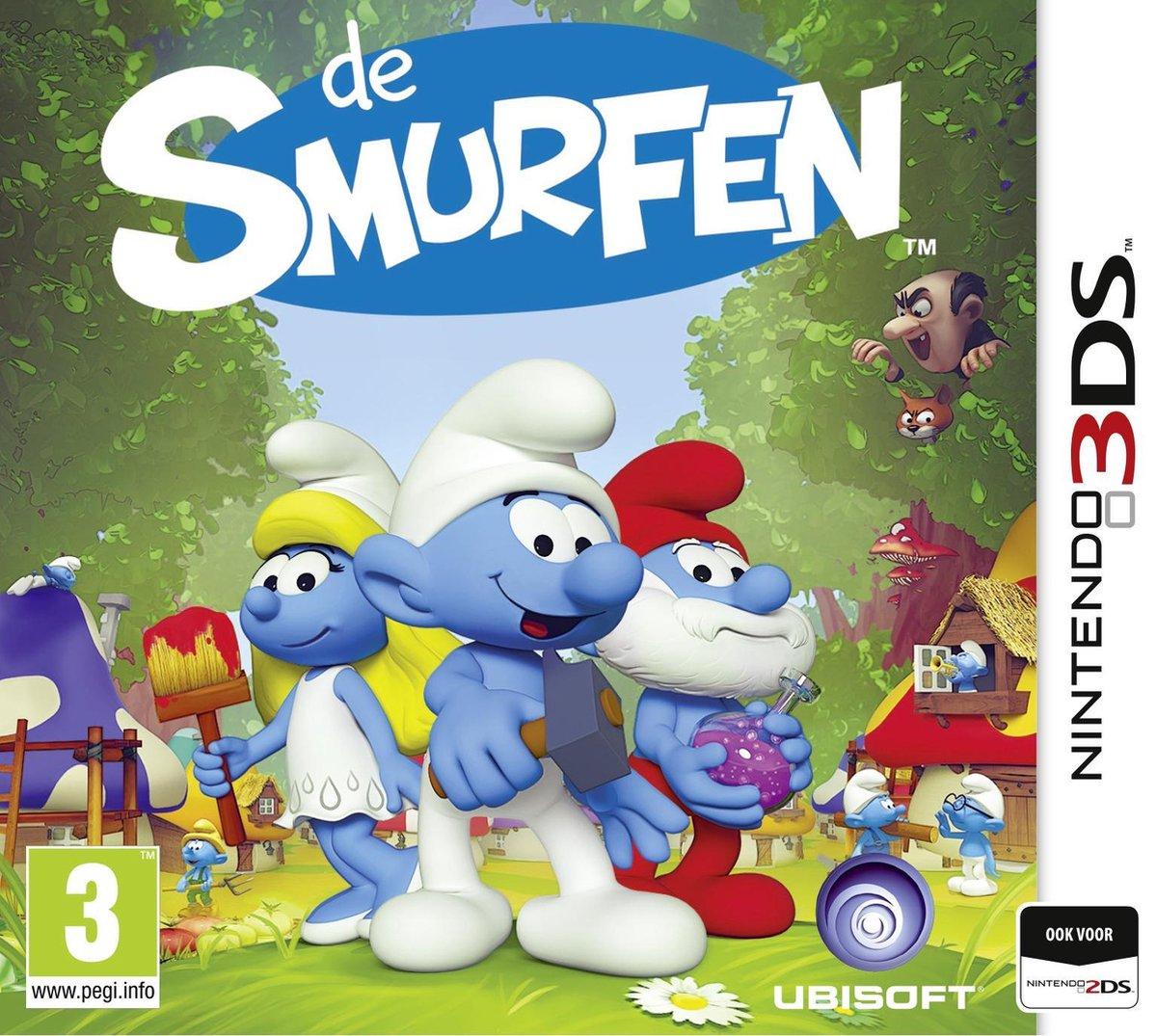 De Smurfen - 2DS + 3DS - Ubisoft