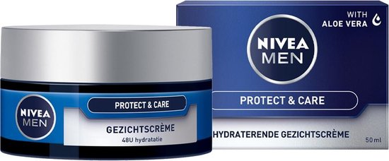Nivea Men Originals Intensieve Vochtinbrengende Crème 50ml
