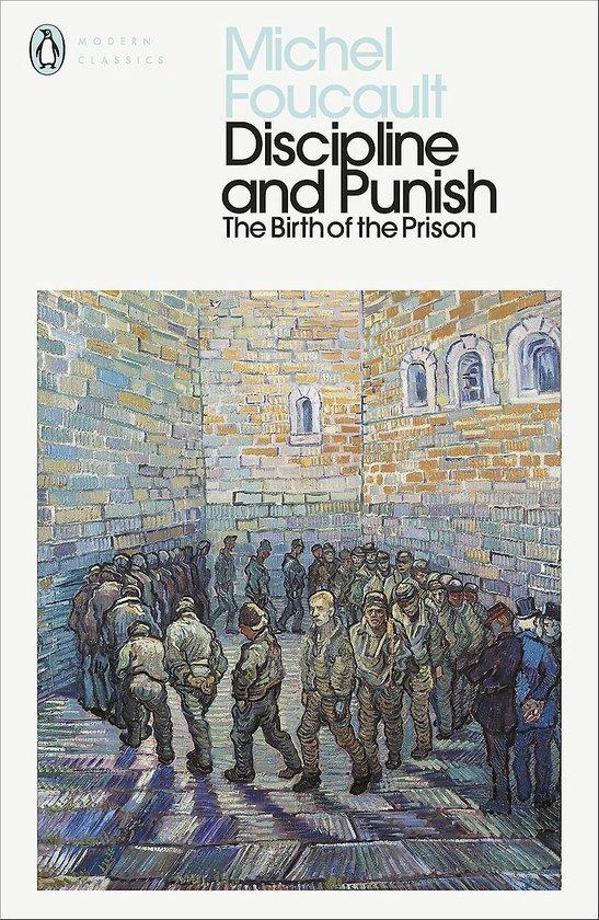 Boek cover Discipline and Punish van Michel Foucault (Paperback)
