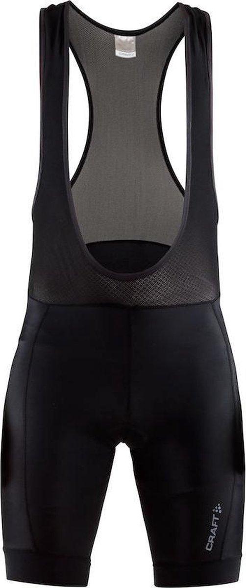 Craft Rise Bib Shorts Fietsbroek Heren - Maat L