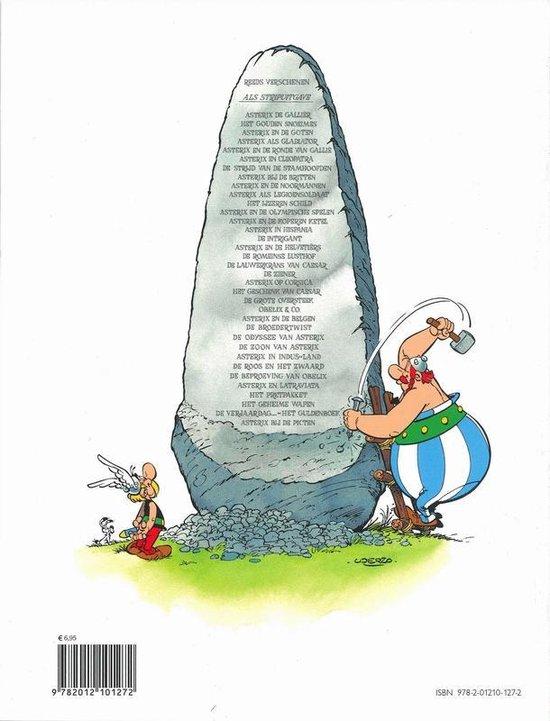 Asterix 04. als gladiator - René Goscinny en Albert Uderzo